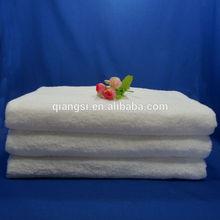 Plain bath towels 100% cotton for hotel use