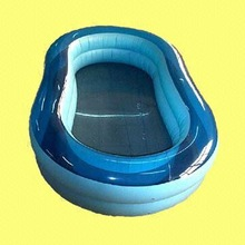 large inflatable baby adult swimming pool
