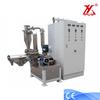 Energy saving lab powder coating grinding system