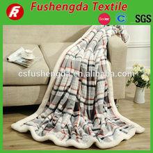 Walmart ES certification for plush blanket