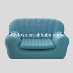 low price giant inflatable plastic sofa