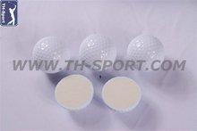 2 piece brand name foam cheap golf ball