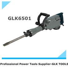 Electric Breaker 15kg 1300W Medium-sized demolition hammer, soft-grip handle