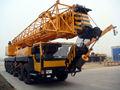 Lima crawler crane/montagem auto grua torre/tadano 100 tonelada caminhão guindaste