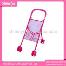 808 - 1 de china cochecito de fábrica venta al por mayor walmart cochecito de juguete coche de muñecas juguete educativo del cabrito
