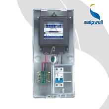 SAIP/SAIPWELL Plastic Electric one-Position ABS/PC Enclosure Meter Box