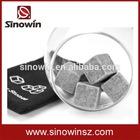 Soapstone Whisky Ice Cube Rocks Wine Stone