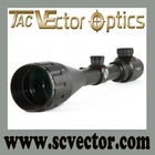 Vector Optics Martel 5 Levels Red / Green Illuminated Objective Lens Parallax Correction Mil-Dot High Power 4-16x50 Scope