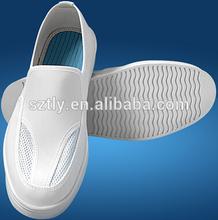 Canvas Surface,PVC/PU esd mesh shoes