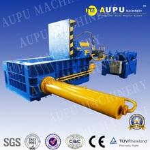 Aupu Machinery Y81T-200B hydraulic waste steel baler Machine tool through tuv sgs iso