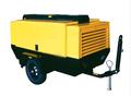 elétrica impulsionada parafuso móvel compressor