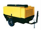 Electric driven Screw mobile compressor