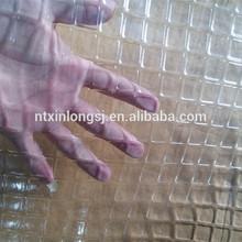 Clear PVC Vinyl Flooring