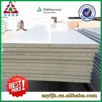 polyurethane sandwich roof panel
