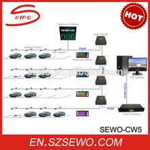 Smart Parking System Factory.High Quality Intelligent Car Parking Space Occupancy Sensor System