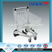 Aircraft shopping trolley carts/Foldable Shopping Cart
