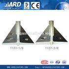 T127-2/B machined elevator guide rail , car lift cheap