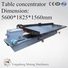 Shaking Table /Table Concentrator /Vibrating Table Wholesale supplier Origin Jiangxi China
