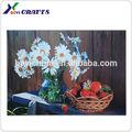 2014 großhandel linsenförmige 3d-bilder von schönen Blumen hersteller aus china