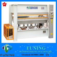 woodworking machinery plywood hydraulic hot press