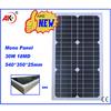best price broken cells solar panel