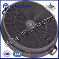 Caliente la venta de la cocina lavable filtro de carbón activado para cocina campanas