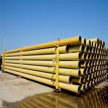 Fiber glass reinforced plastic FRP or GRP high pressure pipe manufacturer