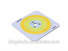 CRI81 7Watt 800Lumen epistar chip Dimmable for led Down Light LED lamp beads