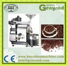 automatic mini coffee roaster for coffee bean /roaster machine for coffee /toper coffee roaster used