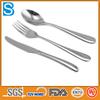 Fork spoon knife set