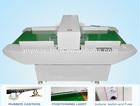 Wide Conveyor Belt metal needle detector for clothing factory F02