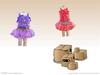 2015wholesale tutu dress child clothes,girls tutu dress