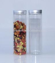 Plastic bottle for food packaging