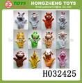 produto da promoção 22cm zodíaco chinês de pelúcia mão fantoche de dedo brinquedos h032425