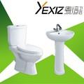 b1102 melhor preço cerâmica sanitária ware casa de banho conjuntos de banheiro e lavatório