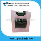 Hot sale donation collected F/loop /flexiloop/soft loop handle plastic for packaging