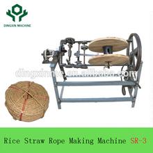 2014 Top quality farm tools Semi Auto Grass/Rice/Wheat/Corn stalk Straw Rope Spinning Machine Factory price