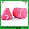 pink folding underwear mesh washing bag/bra laundry bag