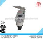 temperature compensation 0~15m LUSS-99 ultrasonic water level gauge