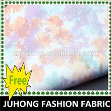 Rayon /nylon /spandex digital printed fabric to make kurtis/dress