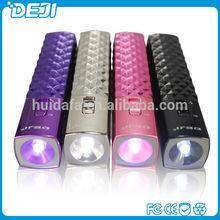 For legoo power bank!2600mAh pocket power usb slim mobile phone 5200mah power bank supplier