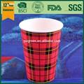 Los diferentes tipos de tazas de papel/taza de café de vestuario/baratos tazas de té