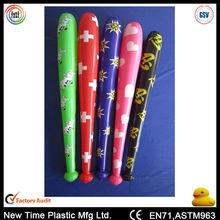 pvc inflatable club/ baseball bat
