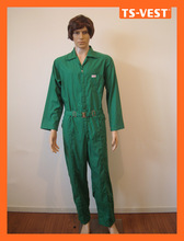 high safetyness fire retardant coverall for firemen