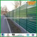Fabricante/barreiras de som/barreira de ruído/barreira de ruído da estrada