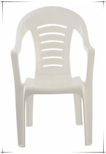 Plastic student writing chair for school