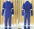 mejor fábrica al por mayor de color naranja en11611 soldador uniformes para los trabajadores industriales