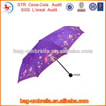 Fashion Sex Beautiful Girl Pictures Umbrella