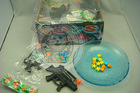 Plastic No.838 Shooting Gun Candy Toy