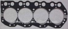 cylinder head gasket for NISSAN QD32 metal five layer engine. OEM NO.11044-1W400/01/02